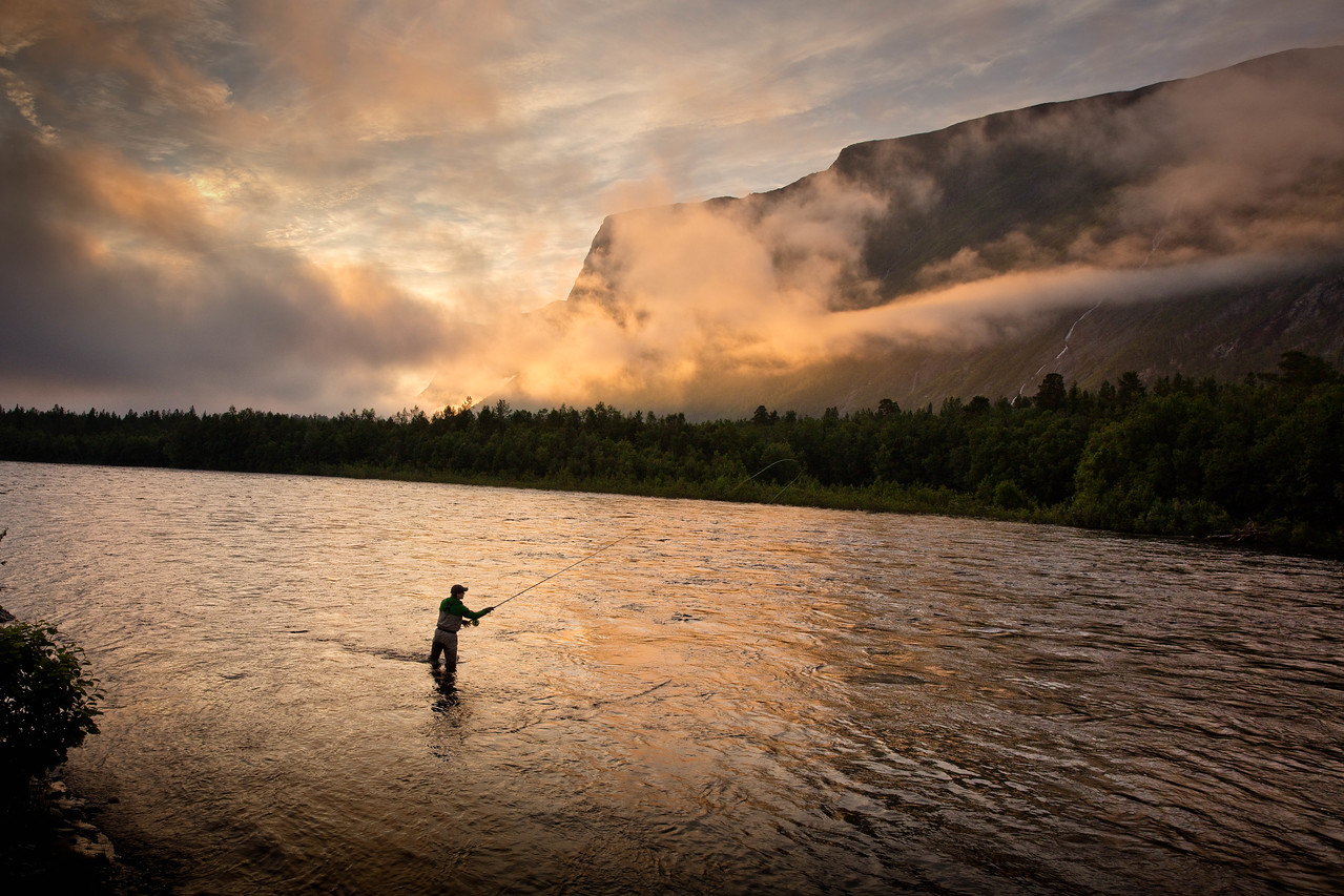 One of Europe's most incredible fisheries is under threat. Globe-trotting angler and photographer Matt Harris is a Reisa River fly fishing regular. He weighs in on what's going on.