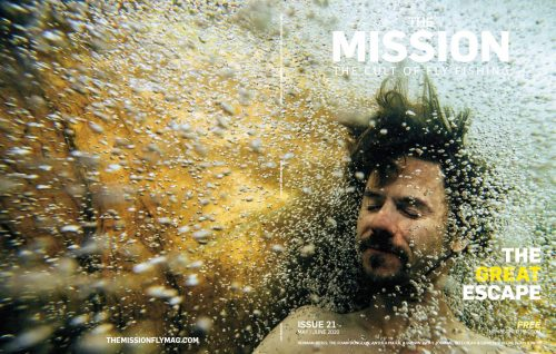 the mission fly mag