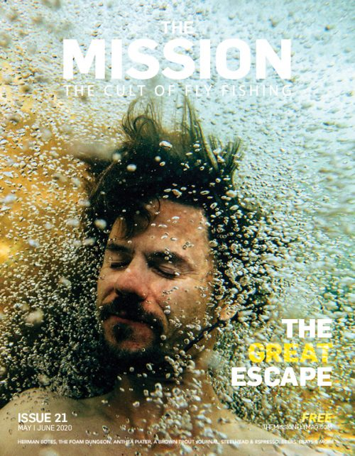 The Mission Back Issues