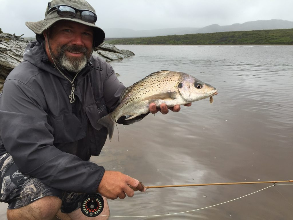 Mark Krige Spotted Grunter at Karoolskraal