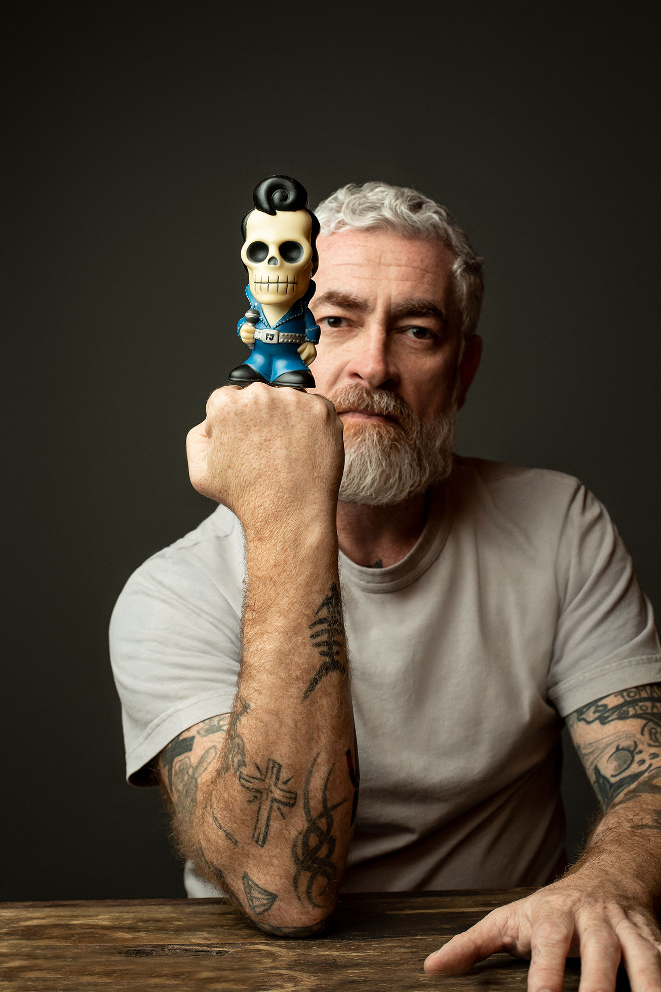 Alex Atala. Photo by Marcus Steinmeyer