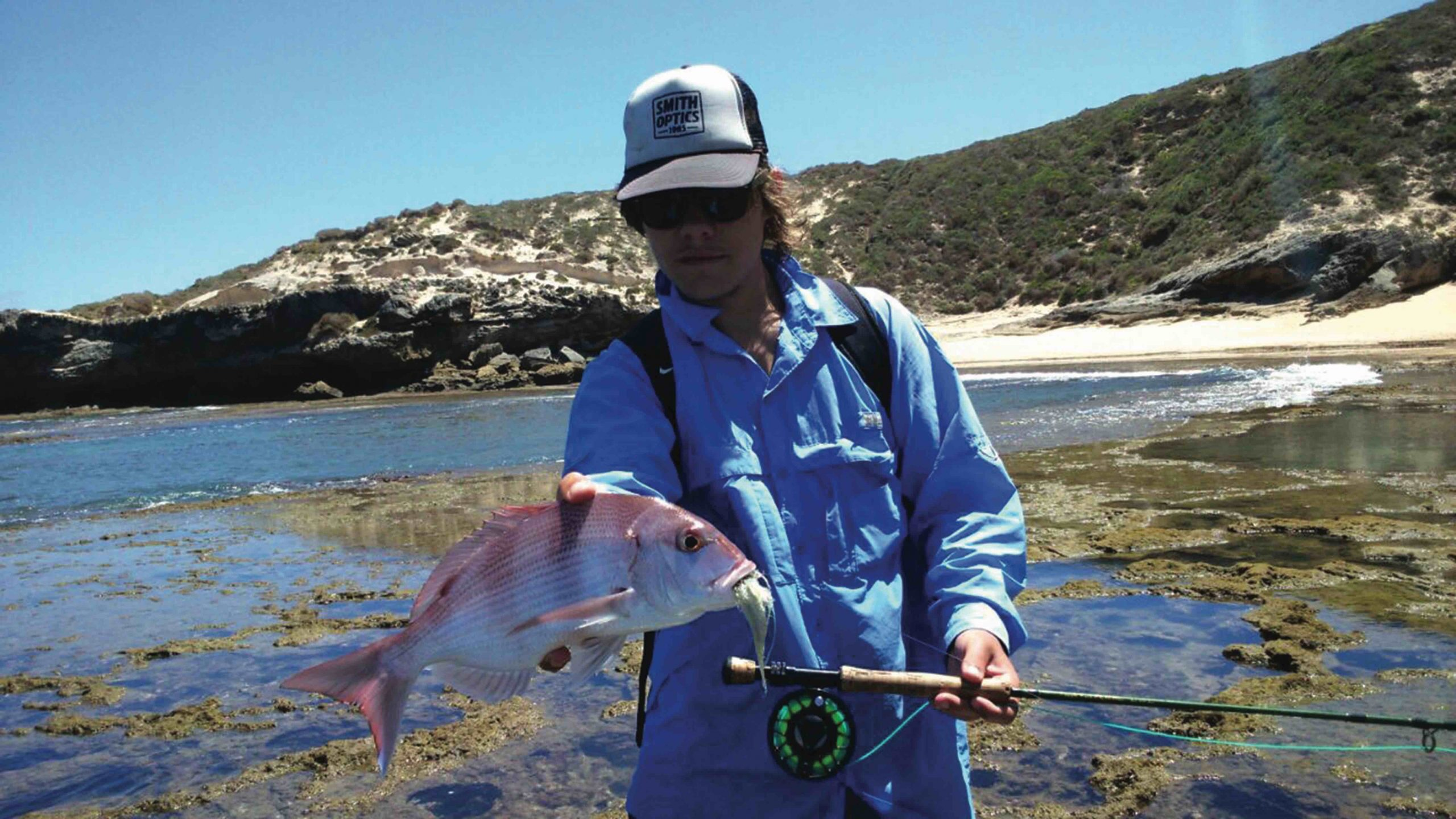 Western Cape saltwater fly fishing