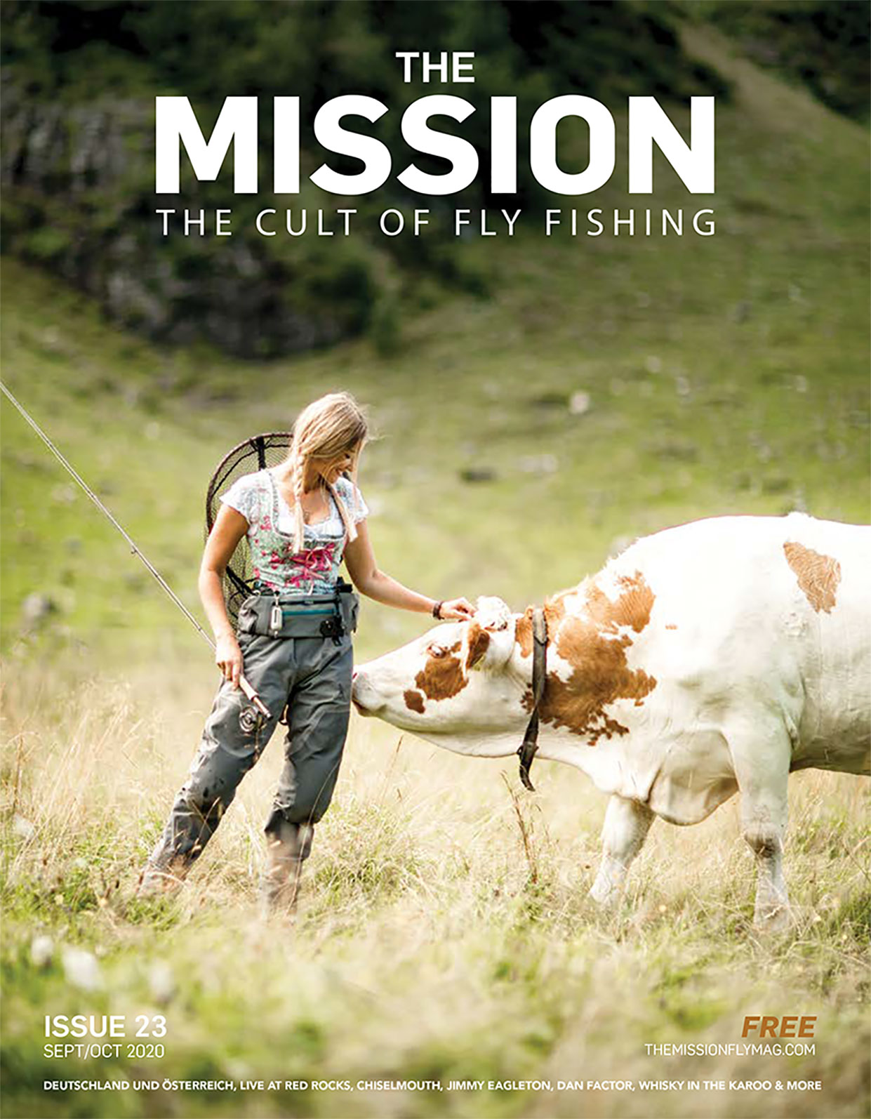 The Mission Fly Fishing Magazine Issue 23
