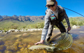 South African fly fishing