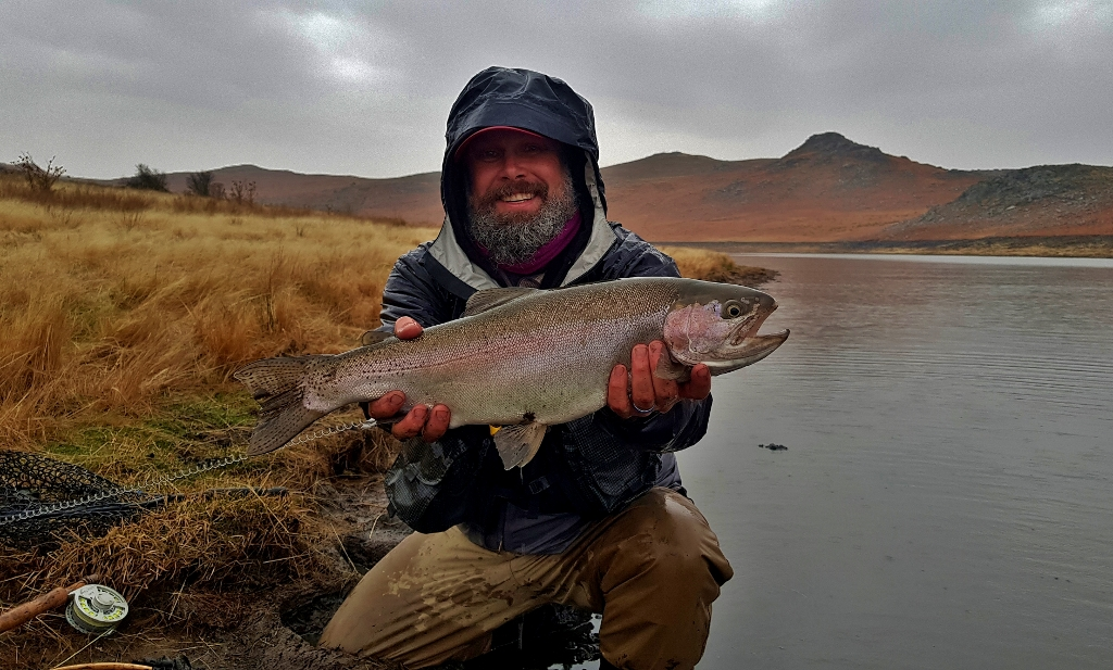 Thrift Rainbow Trout Kyle Ovens