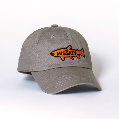 The Mission's Trout Dad Cap in Sand