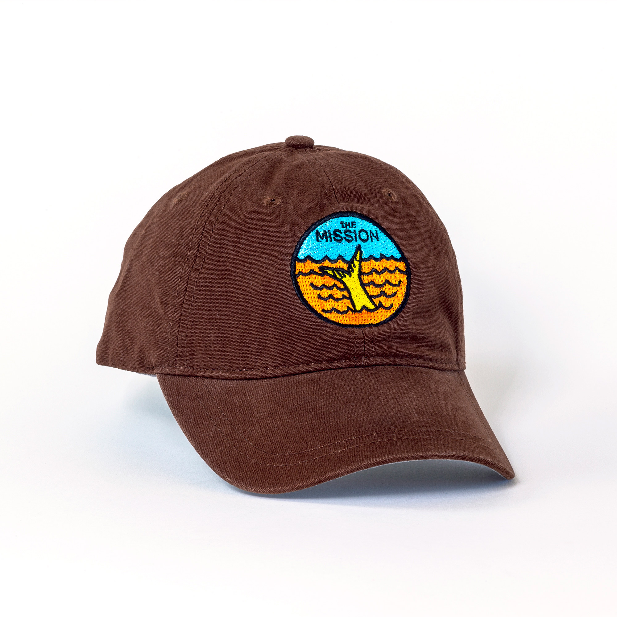 The Yella Fella dad cap