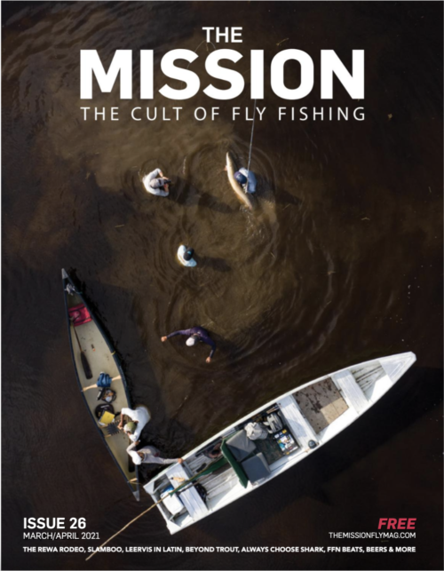 The Mission magazines