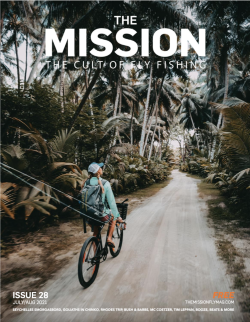 The Mission Fly Mag Issue 28